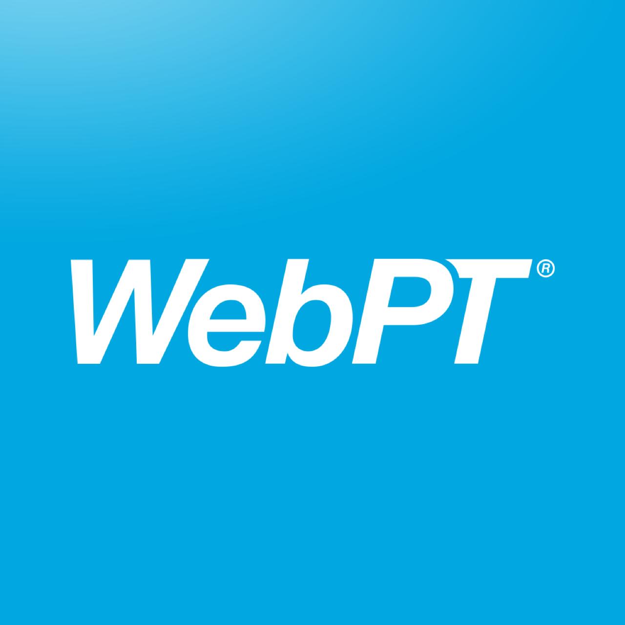 webpt login page